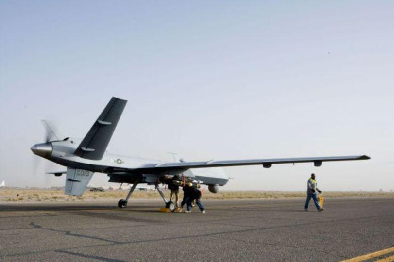 一台16億円もするドローンの墜落を止められない米軍