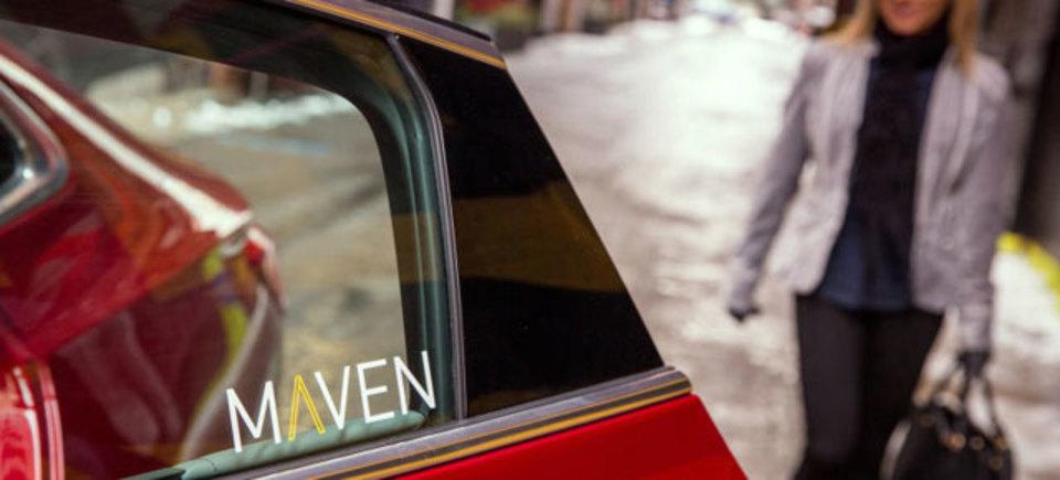 ゼネラルモーターズがカーシェアに参入、「Maven」スタート