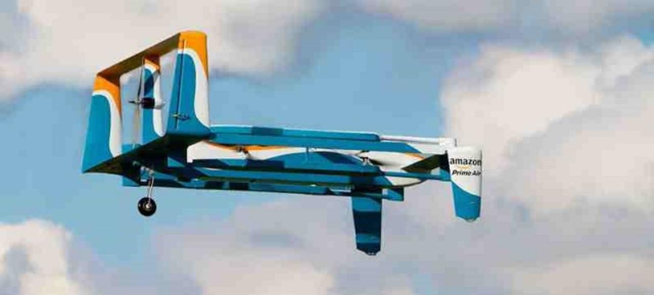 注文から30分でドローン配送の詳細…Amazon Prime Airの現状判明