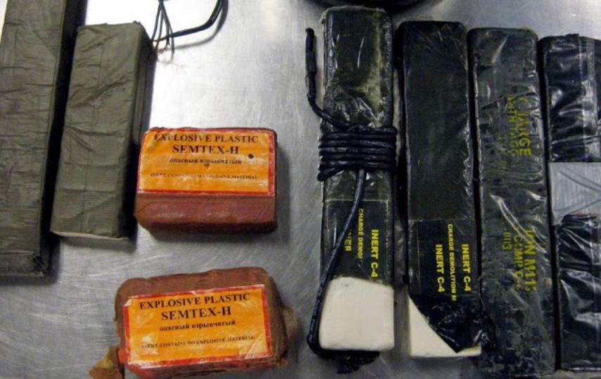 米国の空港で没収された銃や手裏剣、危険物まとめ