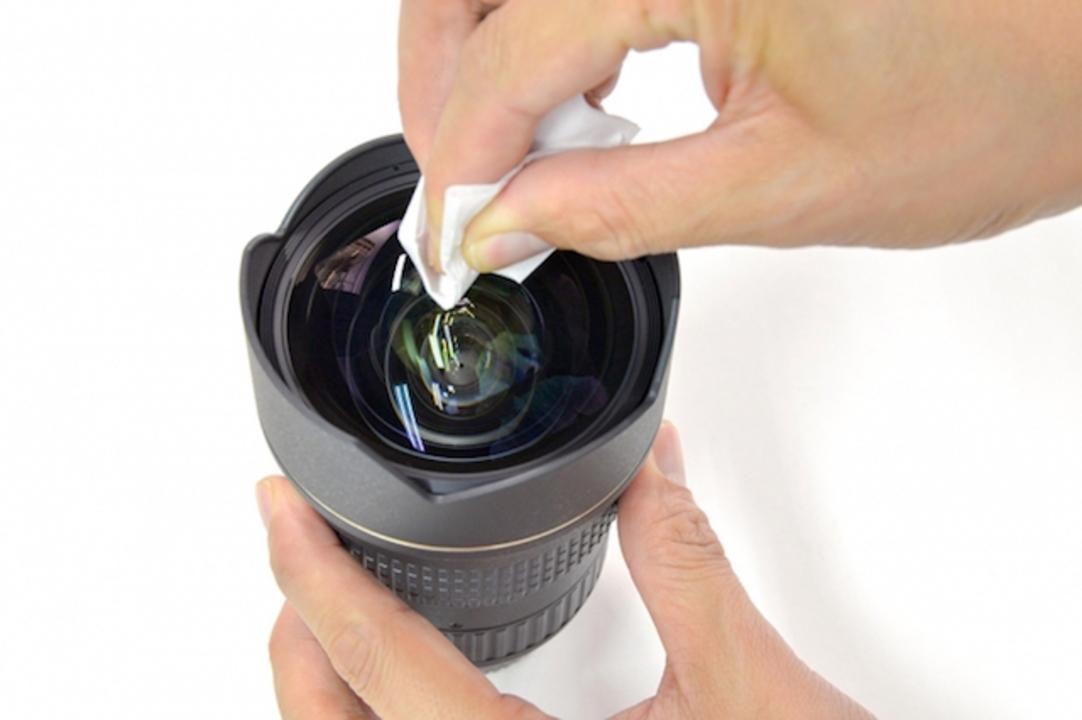 激落ちくんがカメラ業界に進出! レンズから液晶までピカピカに