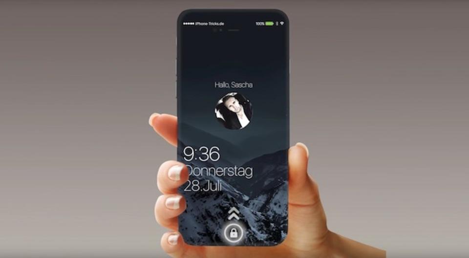 iPhone 7 × iOS 10の予想コンセプトが未来過ぎ