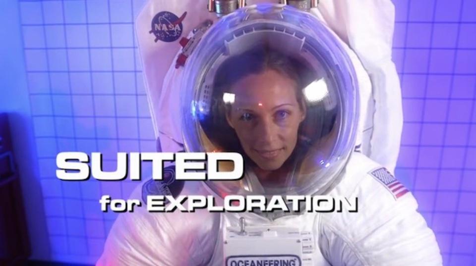 宇宙服のこれまでとこれから。動画で見てみましょ