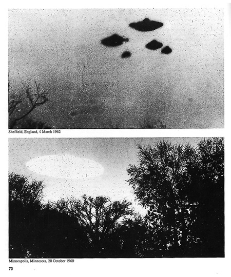 UFOに関する機密資料、CIAがその一部を公開
