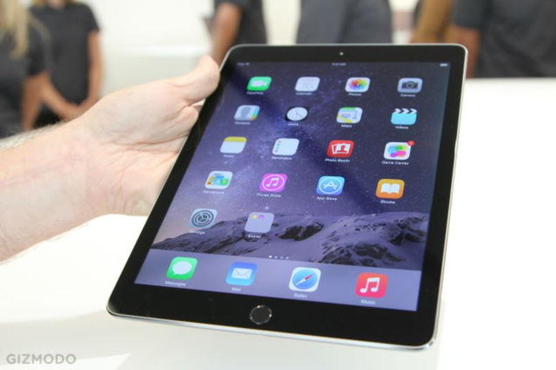 iPad Air 3は4Kディスプレイ・4GBメモリ・長時間バッテリの本気仕様に?