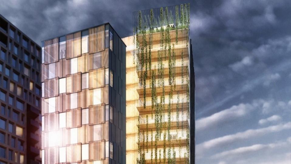 いまの建築トレンドは木造ビル、ヨーロッパやアメリカではもう来ている