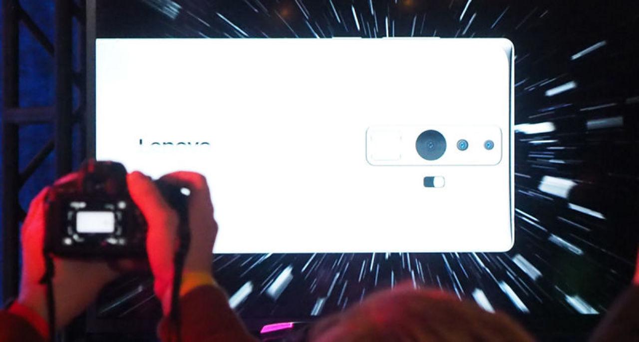 野心的なグーグルの3Dマッピングテクノロジー「Project Tango」搭載端末、レノボから出る