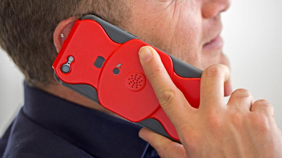 密かに簡単に通話記録を録音してくれるiPhoneケース