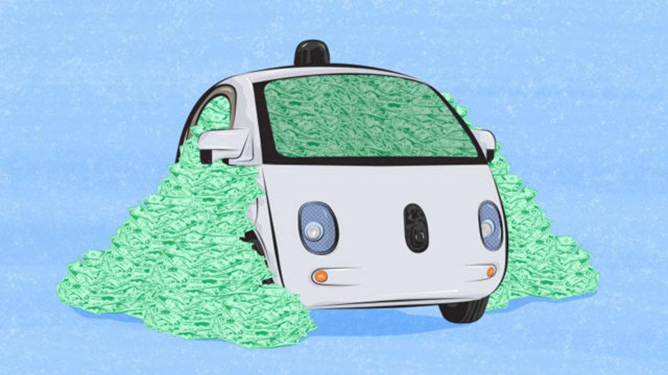 「アイディア」に投資するグーグル、その額はいったいどれくらい?