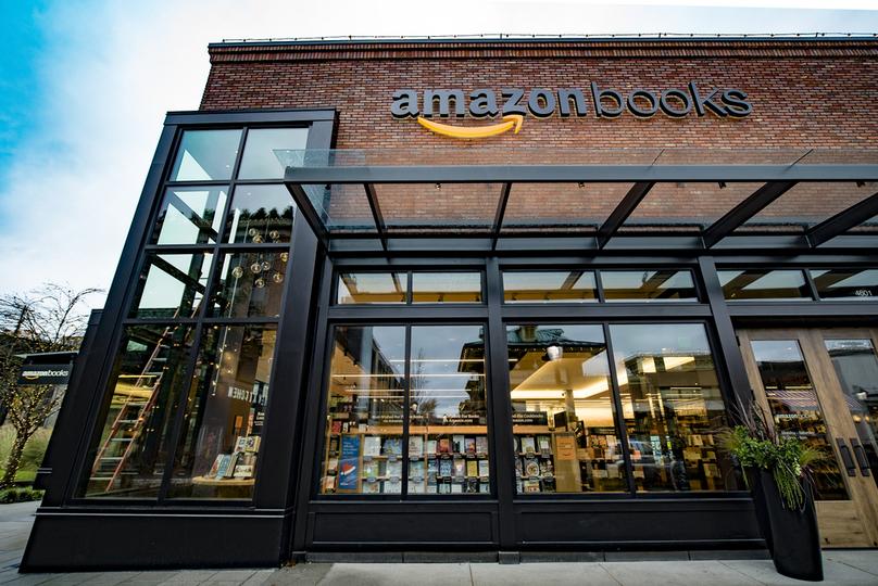 \ アマゾンが本屋開店 /…という噂