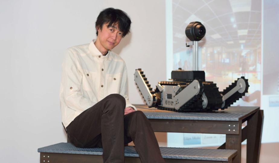 """「いちえふ」を調査する唯一のロボットの作者が次につくる""""ロボット以外""""のもの"""