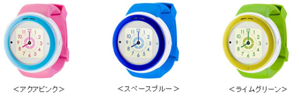 子供×腕時計×通話機能。この男の子ゴコロをくすぐる方程式