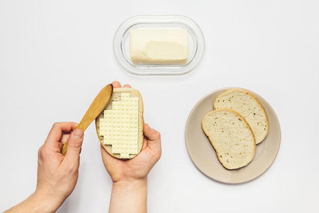 レゴでバター! レゴがバター! レゴのバター!