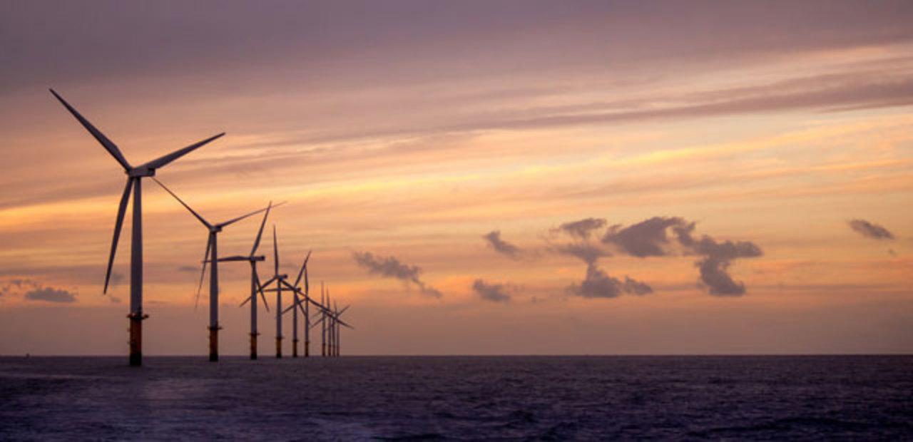 世界最大の風力発電所、イギリスに建設