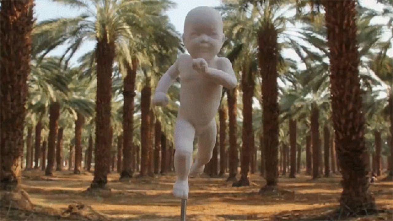 走る走る、3Dプリントベビーが世界を走る!