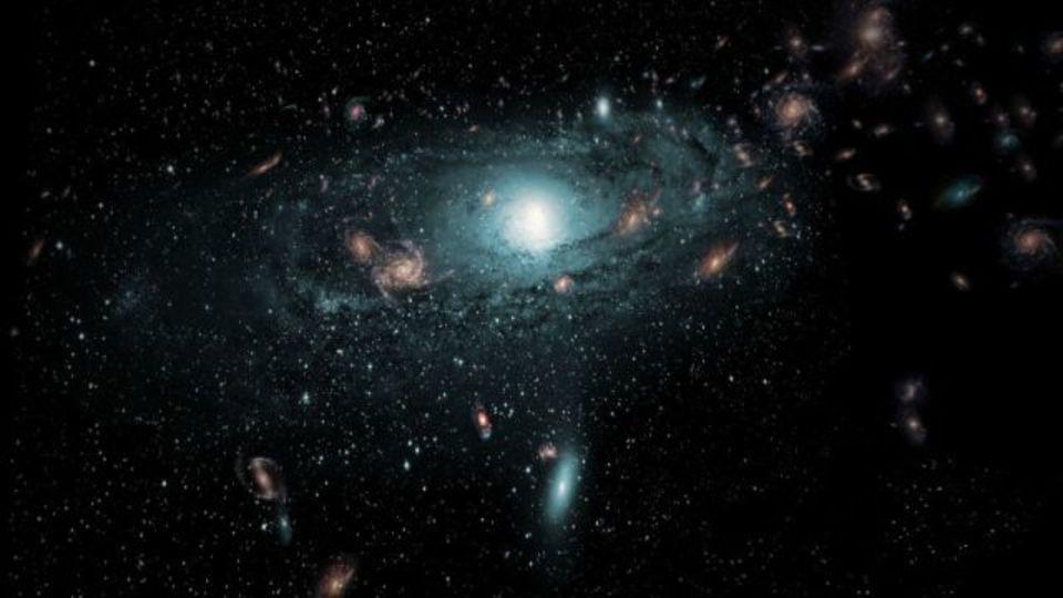私たちのいる天の川銀河に新たに...