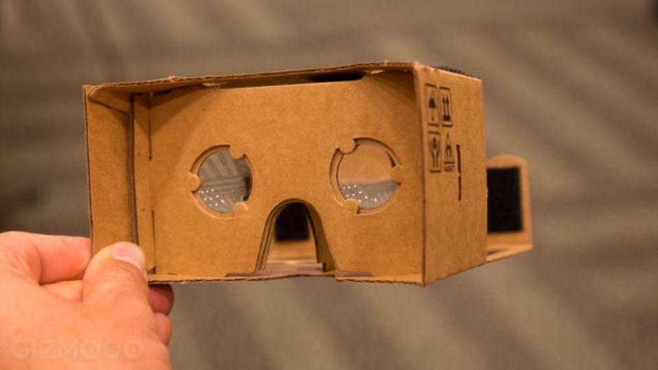 グーグルの新VRヘッドセットはスマホもPCもいらない?