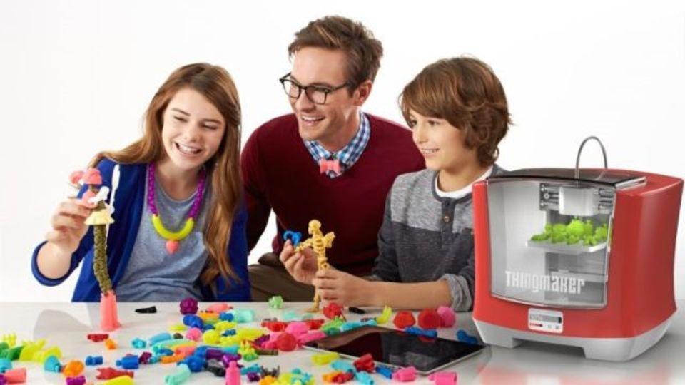 子ども用3Dプリンター「ThingMaker 3D」、大人だって使いたい