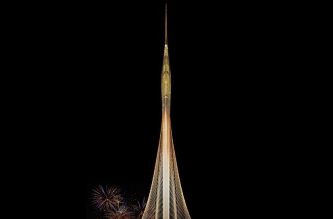 ドバイの次なる超高層タワーが(多分そこまでは)燃えない理由