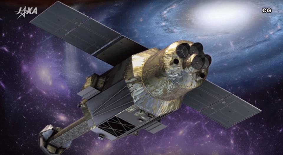ライブ配信は本日17時25分から! ブラックホール研究衛星ASTRO-Hが種子島から発射