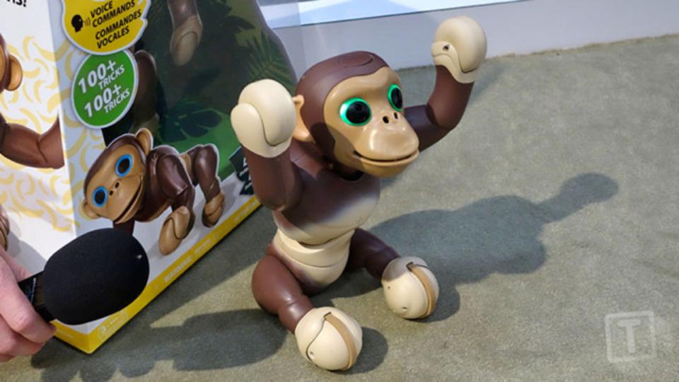 ほら、僕らが忘れてた動物ロボットの夢。二足歩行のZoomer Chimpが叶えてくれた
