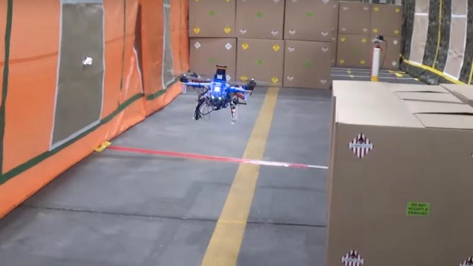DARPA、最高時速72キロの自律飛行ドローンを開発。当然軍事目的です