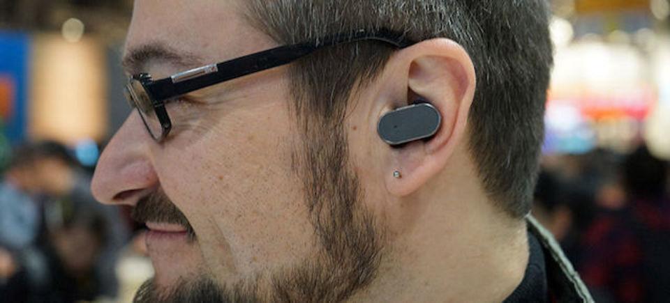 ソニーの「Xperia Ear」は耳中のインテリジェント・アシスタント【追記あり】