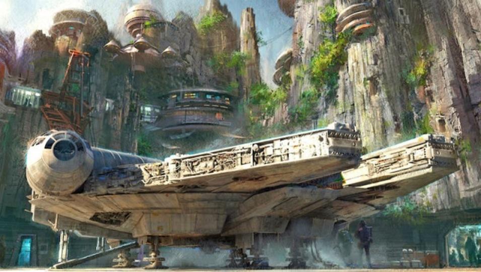 広さ東京ドーム以上。「スターウォーズ・エクスペリエンス」が米ディズニーランドにやって来る!