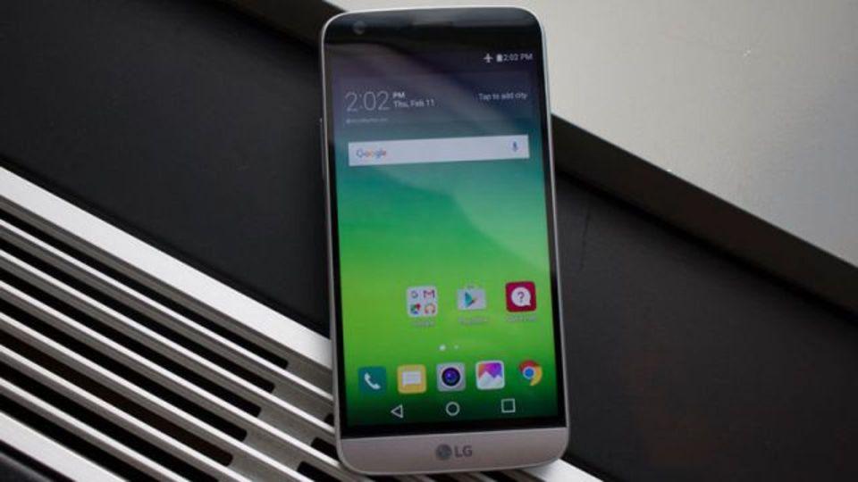 LG G5ハンズオン:アクセサリてんこ盛り、ちょっと違うスマホの未来