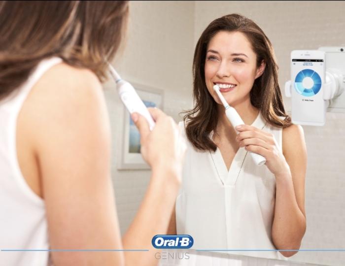 ちゃんと磨けてる?歯磨きをチェックしてくれるお母さんみたいな歯ブラシ