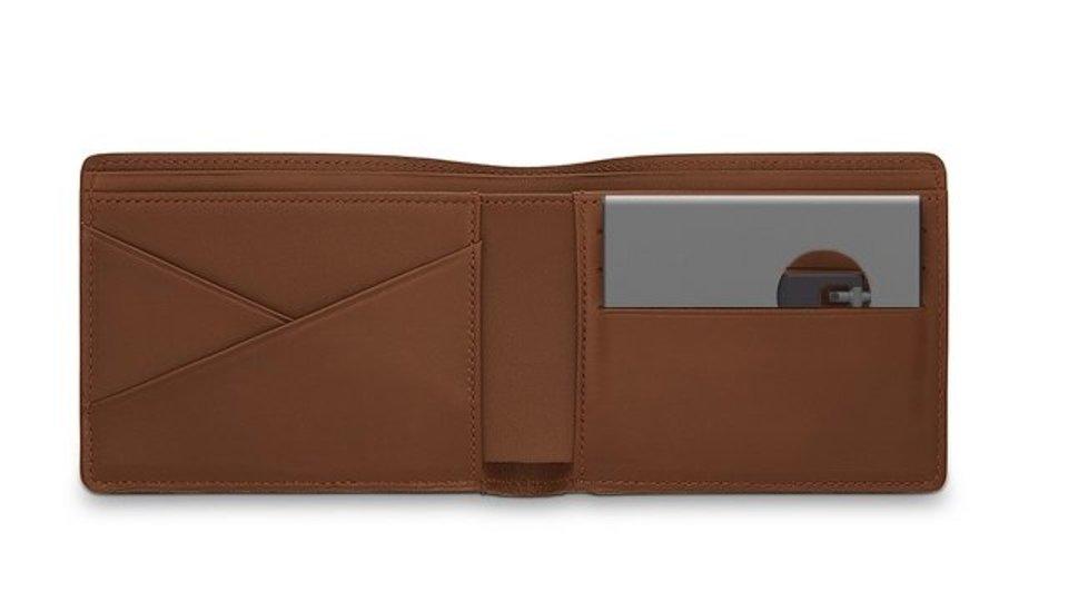 お財布のカードポケットに入る! 極薄の喘息用吸引器