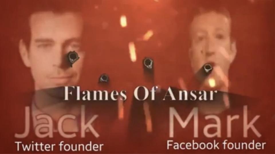 ISISがジャック・ドーシーとマーク・ザッカーバーグを(また)脅迫