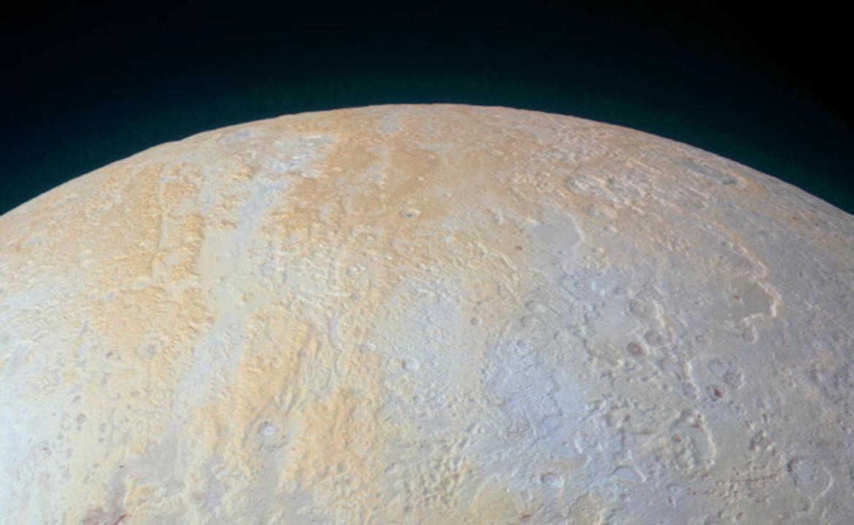 ニューホライズンズから冥王星の北極の画像が届きました