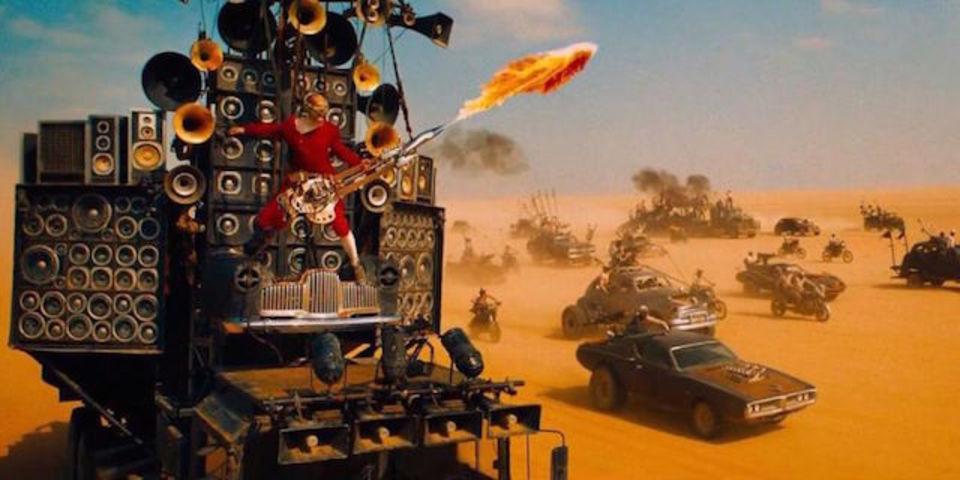 「マッドマックス 怒りのデス・ロード」リバイバル上映、始まるよ!