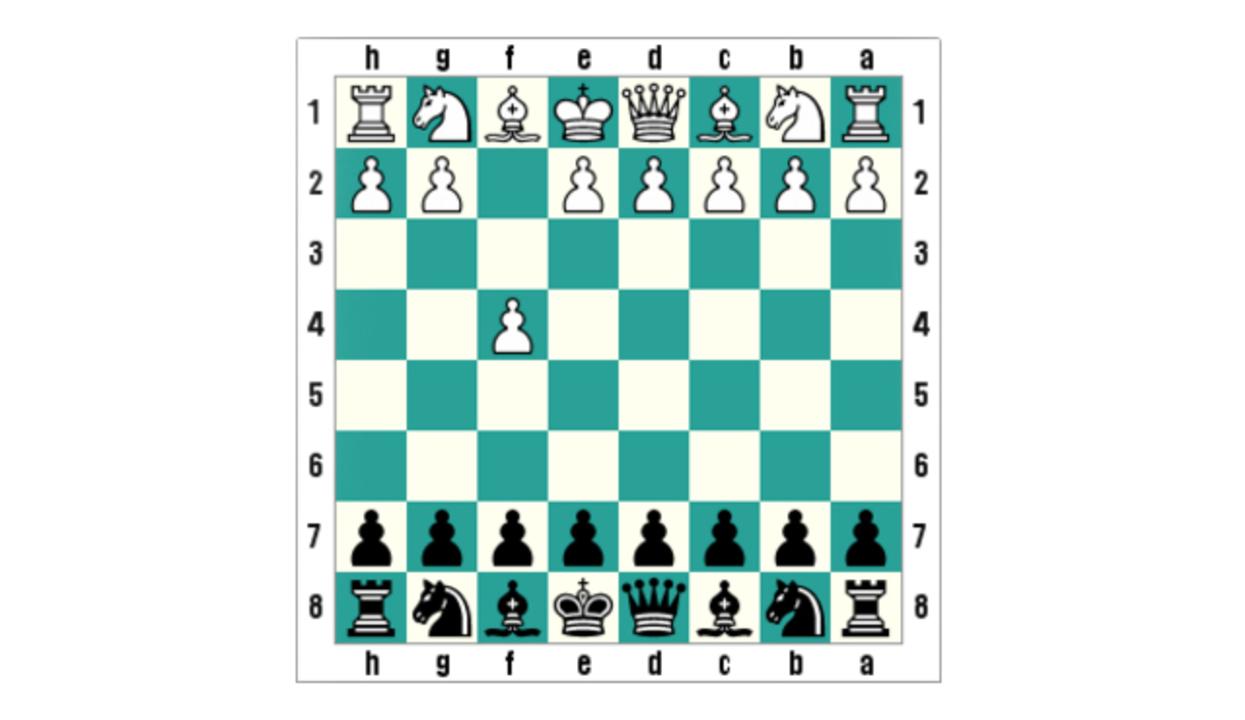 フェイスブックメッセンジャーでチェスが遊べる隠しコマンド