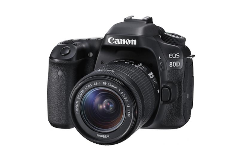 キヤノンが新製品を発表。EOS 80Dは動画撮影も快適【追記あり】