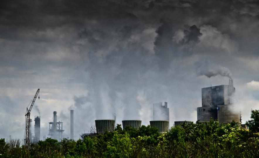 年間550万人の早期死亡。大気汚染を減らすことは直接的な人命救助である
