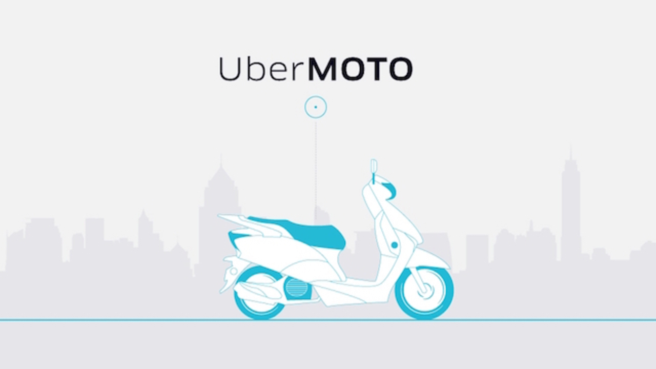 Uber、今度はタイでバイクのタクシーサービス「UberMOTO」始動
