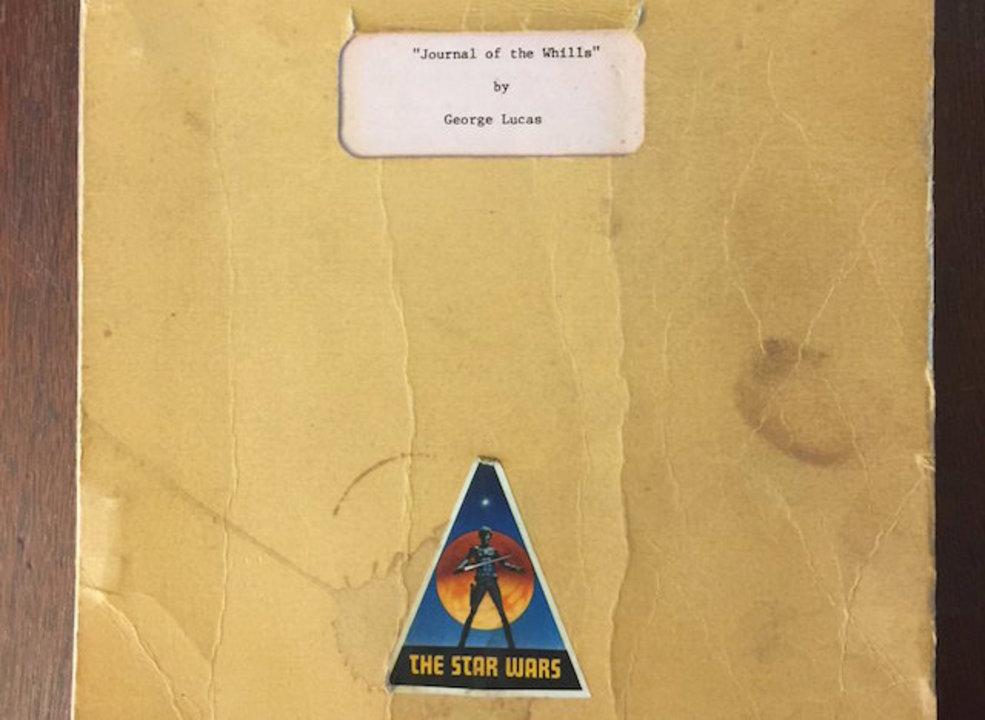 チューバッカの中の人が「スター・ウォーズ」のオリジナル脚本を公開してる