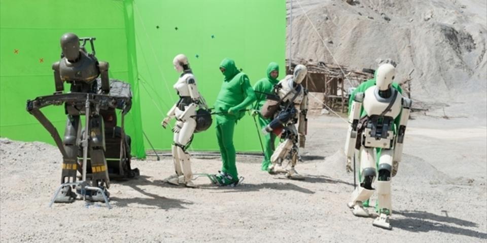 CGじゃリアルなSF映画は作れない。シンギュラリティ映画「オートマタ」はSFだからこそリアルにこだわる