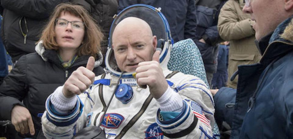 お疲れ様でした。スコット・ケリー宇宙飛行士、無事に地球へ帰還