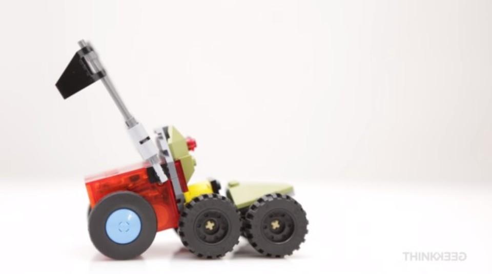 「GoBrix」で安価でお手軽にレゴをリモコン化
