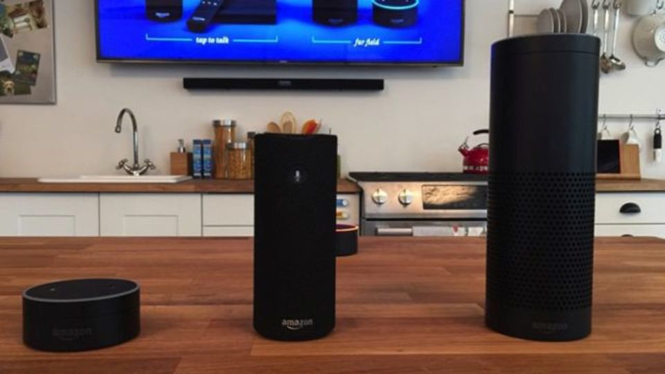 Amazon Echoの弟分、「Echo Dot」と「Amazon Tap」誕生