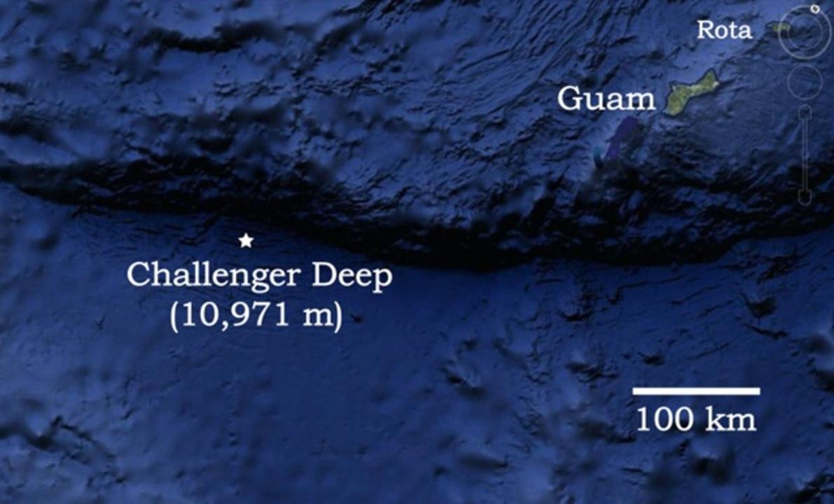 世界一深い海の底で、世界で初めて録った音。結構怖い