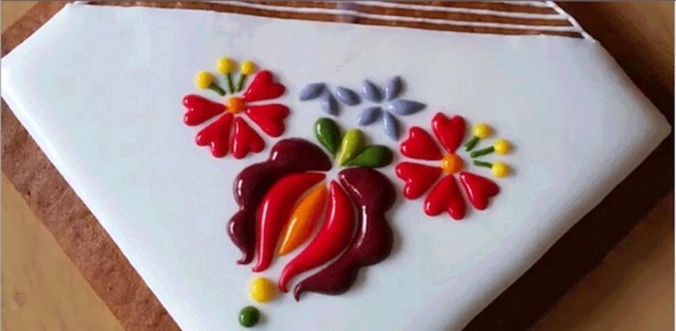 美しすぎて食べられないお菓子のデコレーション
