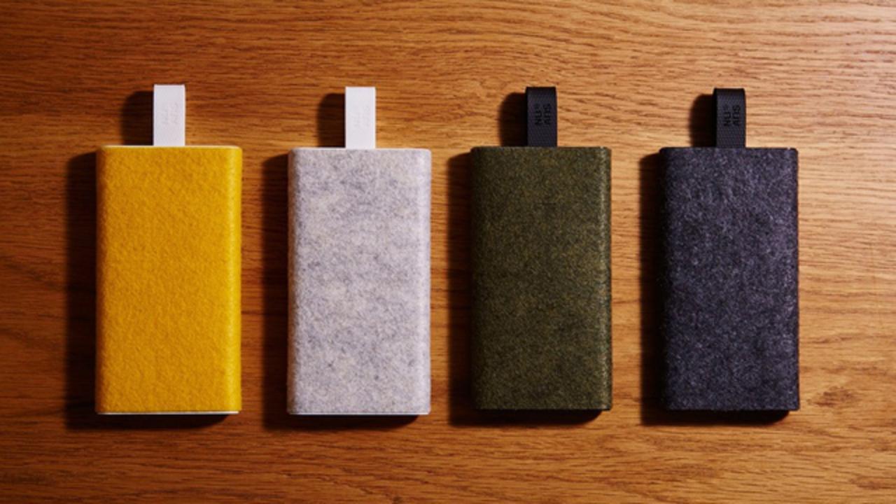 iPhone 6なら2回フル充電できるスリムなモバイルバッテリー