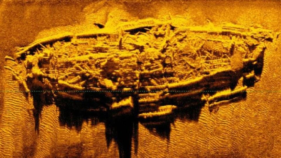 150年前、南北戦争時の蒸気船の残骸が見つかる
