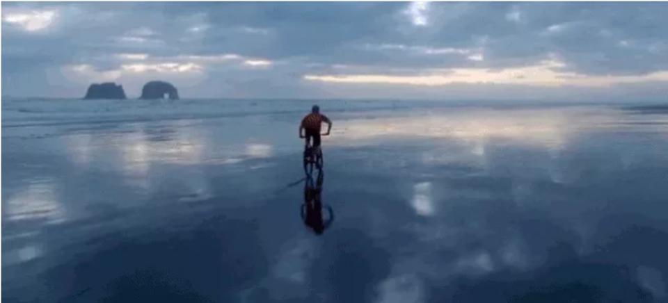 夜見る夢は、まだ叶えていない夢。世界の絶景をマウンテンバイクで体験する