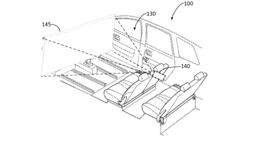 フォードの自動運転車、フロントガラスの代わりに映画を見られるようになるか