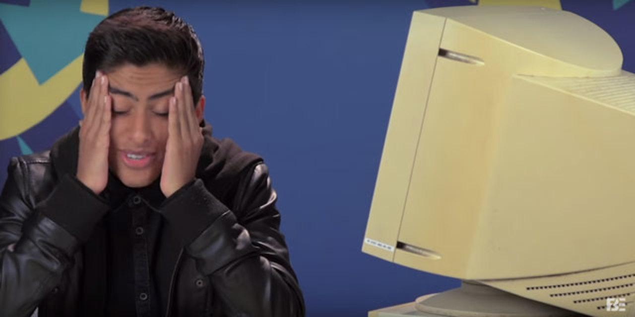 現代の10代がWindows 95を触ってみると…